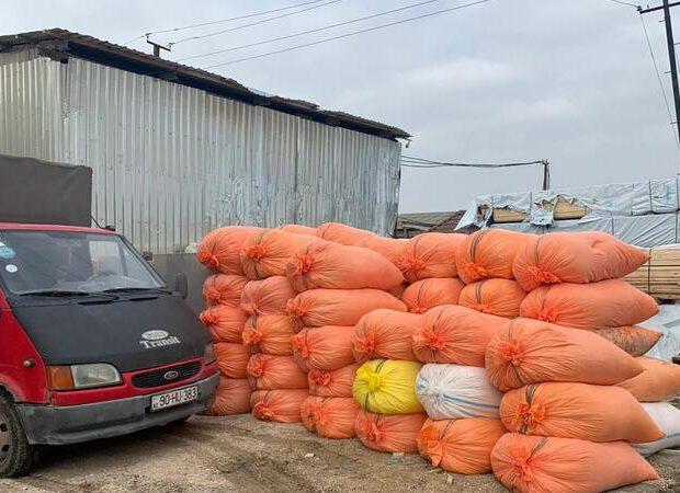 Bakıdakı bu bazarın fəaliyyəti dayandırıldı – FOTO