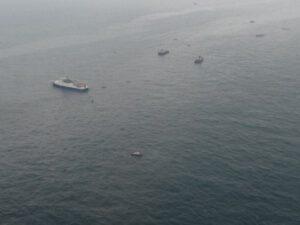 Qara dənizdə Rusiya gəmisi batdı – Ölənlər və yaralananlar var