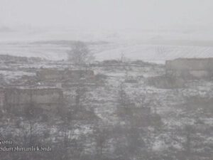 Füzuli rayonunun Yuxarı Əbdürrəhmanlı kəndi – VİDEO