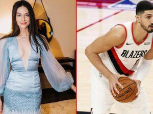 FETÖ-çü basketbolçu Rokfellerin nəvəsi ilə sevgili oldu – FOTOLAR