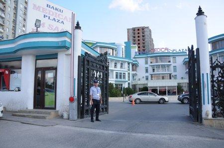 Baku Medikal Plaza ilə bağlı İDDİA – NARAZILIQ!