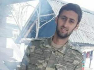 İki gün əvvəl ordudan tərxis olunan könüllü əsgər öldü