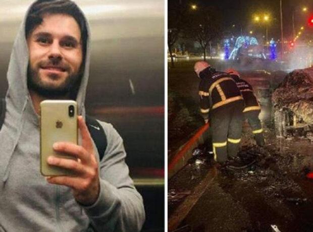 Keçmiş millət vəkilinin oğlu diri-diri yandı – FOTO