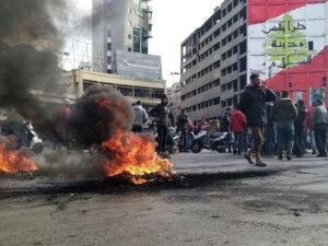 Livanda etirazçılarla polis arasında toqquşmalar – 226 nəfər xəsarət aldı