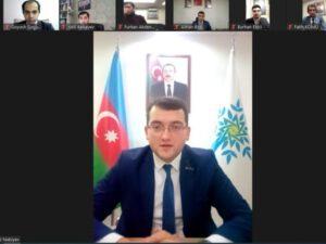 """""""Azərbaycan və Türkiyə münasibətlərində gənclərin rolu"""" adlı tədbir keçirildi"""