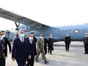 Türkiyə yeni patrul təyyarəsini istifadəyə verib