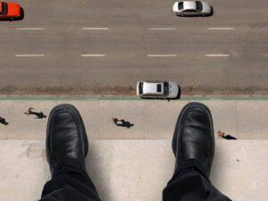 Bakıda DAHA BİR DƏHŞƏT: Arvadı ilə mübahisə etdi özünü binadan atdı