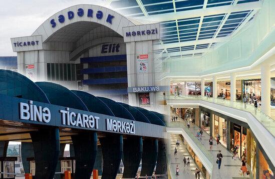 """Yanvarın 18-də iri ticarət mərkəzləri və """"Mall""""ar açılır? – Operativ Qərargahdan AÇIQLAMA"""