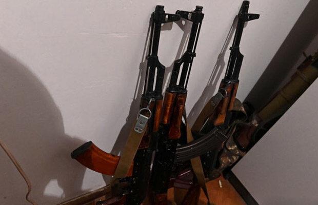 Qarabağdan qaçaqmalçılıqla İrəvana silah-sursat keçirən qrup ifşa olundu – VİDEO