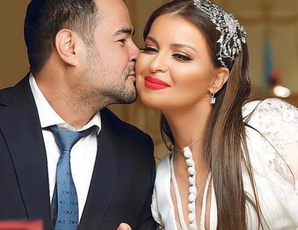 Sevda nikahından ÖZƏL FOTOLARI paylaşdı