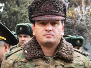 Şəhid generala İntiqam Yaşardan şeir