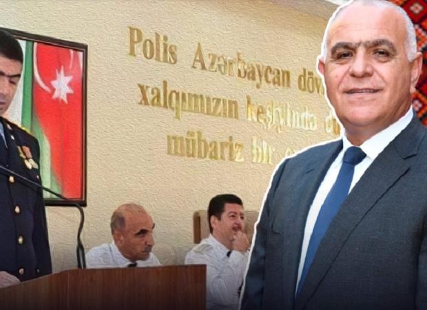 """Həbs edilən """"Azərxalça"""" sədrinin oğlu Səbail RPİ rəisi vəzifəsindən istefa verdi?"""