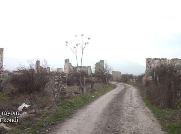 Ağdamın Qasımlı kəndi – VİDEO