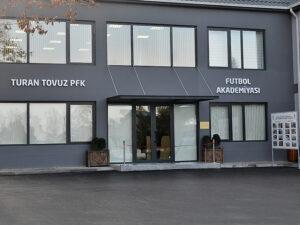 """""""Turan Tovuz"""" Futbol Akademiyasının açılış mərasimi keçirilib (Fotolar)"""