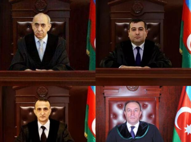 Tanınmış hakimlər vəkillik fəaliyyətinə başladılar