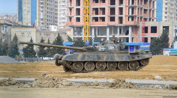 Zəfər muzeyi və memorial kompleksin yerləşəcəyi yer məlum oldu: Texnikalar əraziyə gətirildi – FOTO