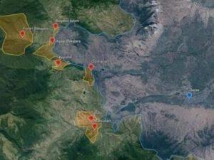 Kərki və Qazaxın 7 kəndilə bağlı YENİ XƏBƏR: Ermənistan bu yollara NƏZARƏTİ İTİRİR
