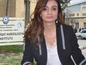 Kardiologiya İnstitutunda direktor özbaşınalığı: Gülnaz Dadaşova qocaman professorları sürgünə göndərir