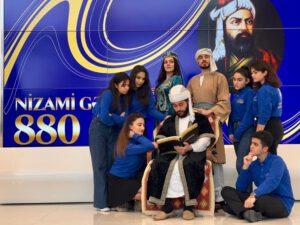"""Бакинский Молодежный центр дал старт ряду проектов, связанных с """"Годом Низами Гянджеви"""""""