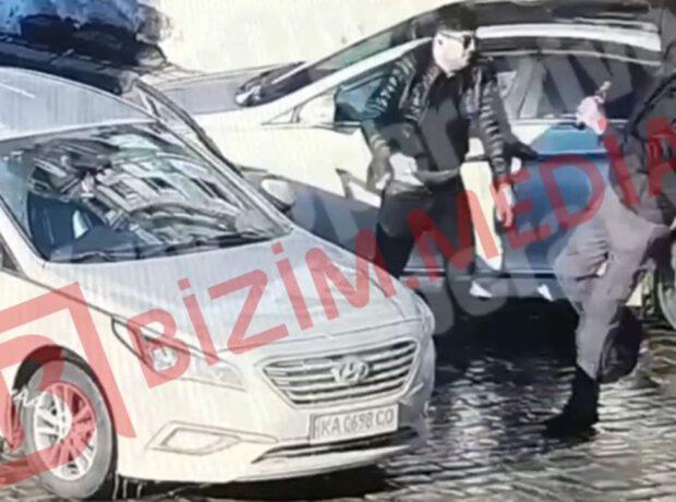 Azərbaycanlı sürücü piyadanı döyərək öldürdü – VİDEO (18+)
