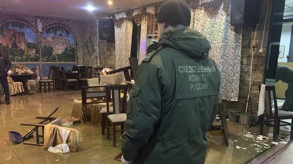 """""""Bakı"""" kafesində atışma: azərbaycanlı öldürüldü – VİDEO"""