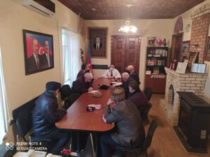 Депутат провел встречу с избирателями-Фото