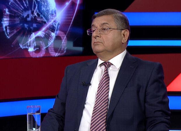 """Cangiryan hakimiyyəti ələ keçirmək istəyir – """"Qraparak"""""""