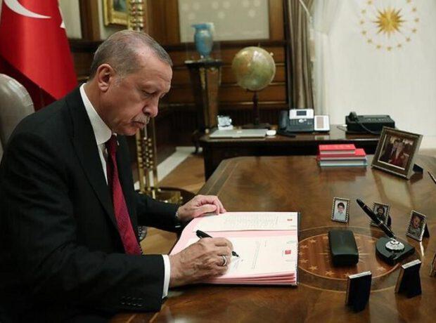 Ərdoğan Azərbaycanla müdafiə sənayesi sahəsində əməkdaşlığa dair sazişi təsdiqləyib