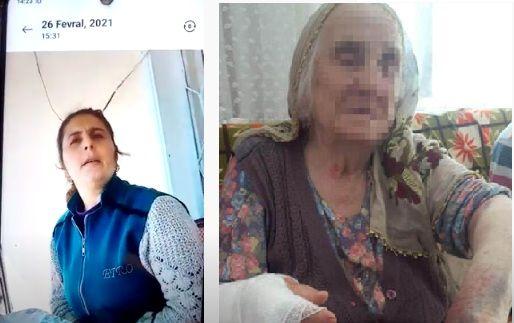 Azərbaycanda tükürpədici hadisə: Gəlin evə kişi gətirdi, qayınana görün nə etdi – ŞOK VİDEO