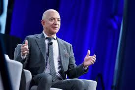 Bezos vəzifəsindən gedir