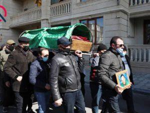Yalçın Rzazadə son mənzilinə yola salındı – Fotolar