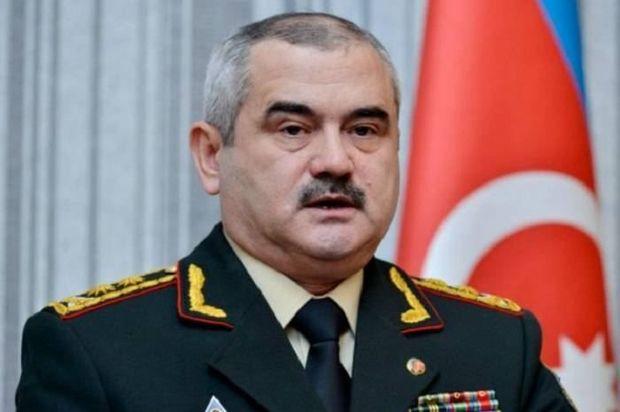 Arzu Rəhimova general-polkovnik ali hərbi rütbəsi verildi