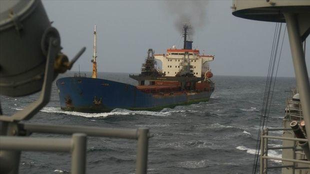 Dəniz quldurları tərəfindən qaçırılan 15 türk dənizçi xilas edilib