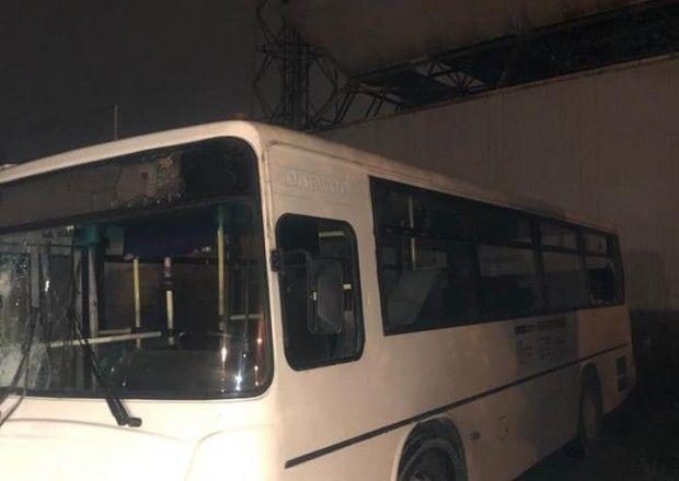 BNA Sumqayıtda avtobusun qaçırılması ilə bağlı məlumat yayıb – VİDEO