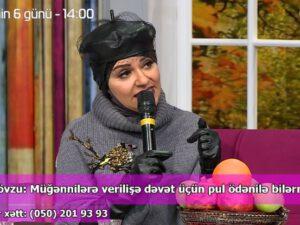 """""""Müğənnilərdə birlik olsaydı Xatirənin təklifi reallaşardı"""" – Xuraman Şuşalı – VİDEO"""