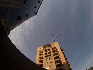 """İrəvanda ara qarışdı, """"Su-30″lar havaya qalxdı – VİDEO"""