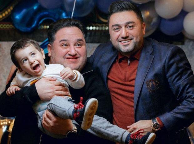 Müşfiqin oğlunun ad günündən görüntülər – Dadaşovu kirvəsi seçdi – FOTO