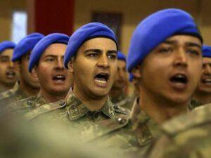 """NATO-dan """"Mavi Bereliler""""le bağlı QÜRURVERİCİ PAYLAŞIM"""