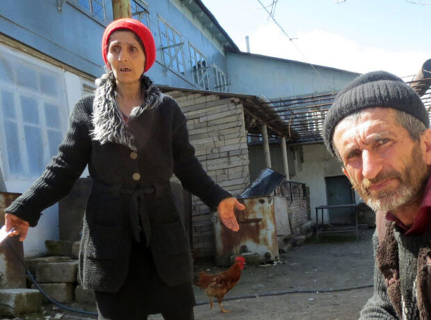 """Qarabağlı ermənilər bezdilər: """"Biz kölə deyilik, ölmək istəmirik"""" – FOTO"""