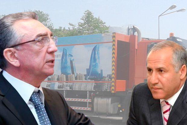 Eldar Əzizov yarım milyona zibil maşını alır – Sabiq nazirin şirkətindən!