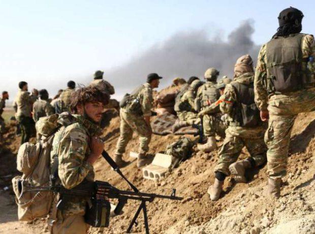 SON DƏQİQƏ: Bu bölgədə döyüşlər şiddətləndi – Ordu böyük qüvvə ilə hücuma keçdi