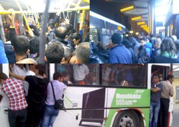 """""""Yoluxma sayının artmasına avtobuslardakı sıxlıq çox təsir edir"""" – İnfeksionist ÇAĞIRIŞ ETDİ"""
