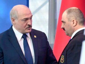Aleksandr Lukaşenko oğlunu vəzifədən azad etdi