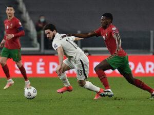 Kriştiano Ronaldo Azərbaycan millisi ilə matçda rekorda imza atıb