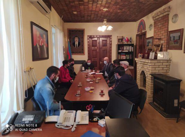 Deputat Rüfət Quliyev Qarabağ müharibəsi qaziləri və iştirakçıları ilə görüşüb – FOTOLAR