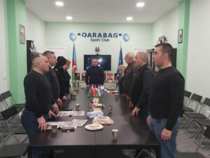 Niderlandda 31 mart-Azərbaycanlıların Soyqırımı Günü ilə bağlı anım tədbiri keçirilib