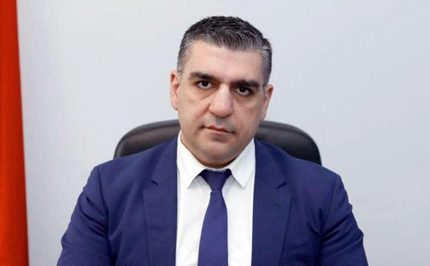 Ermənistan parlamentinin aparat rəhbəri istefaya getdi