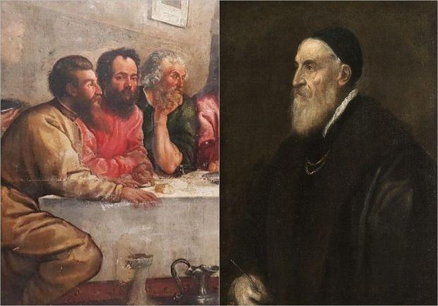Tisianın itmiş hesab olunan əsərlərindən biri təsadüf nəticəsində tapılıb – FOTO