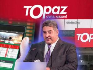 """Nazirin milyonluq """"TOPAZ"""" biznesinə rəqib gəlir"""