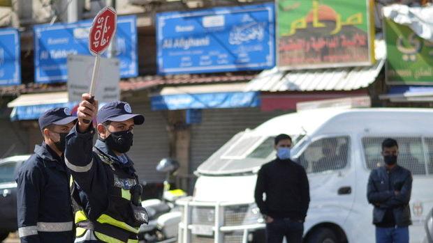 İordaniyada koronavirus məhdudiyyətlərinə görə etirazçılarla polis arasında toqquşma baş verdi